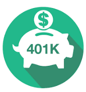 company employer match 401k