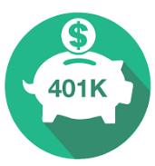 company employer match 401k