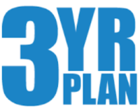three year financial plan
