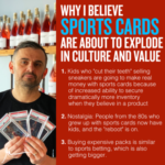 gary vaynerchuk belief about sports cards